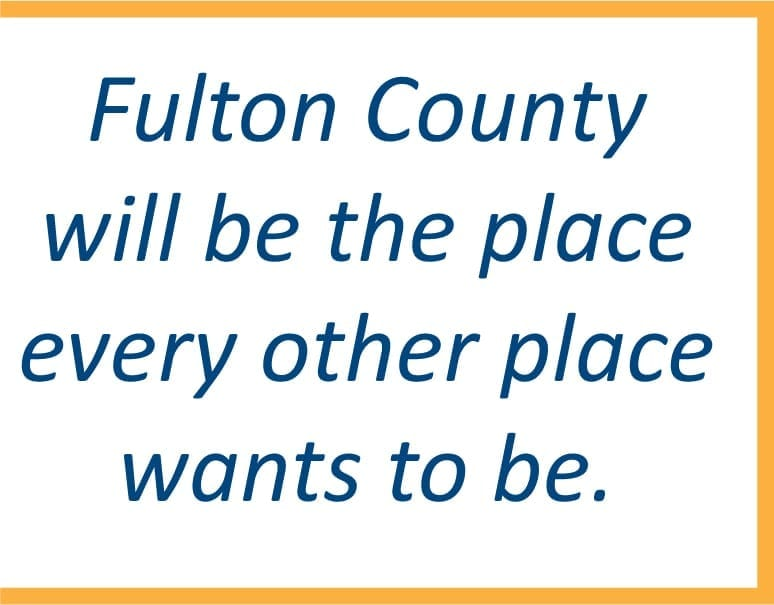 Fulton County Industrial Development Agency Vision | Fulton