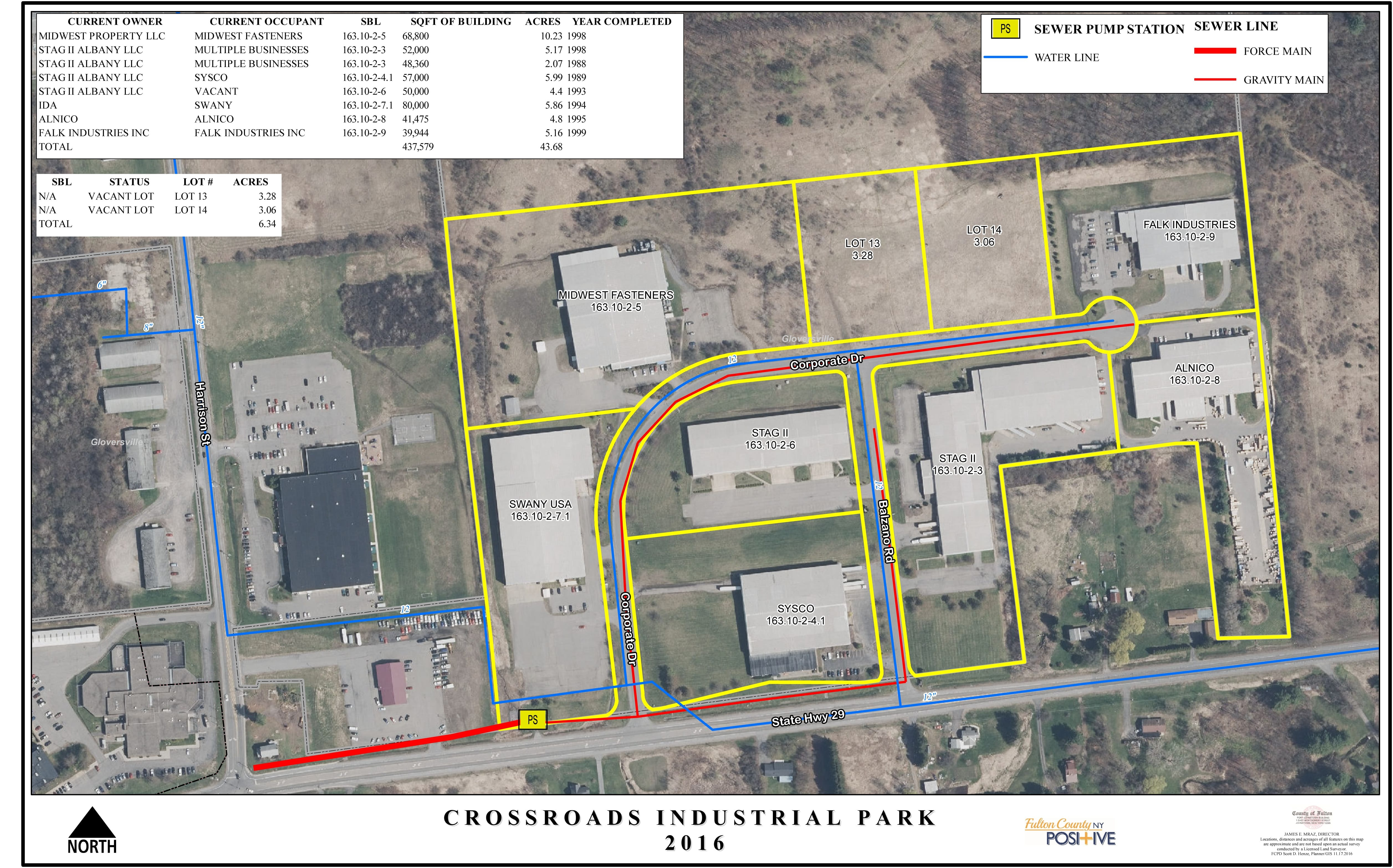 Shovel Ready Sites - Crossroads Industrial Park | Fulton County ...