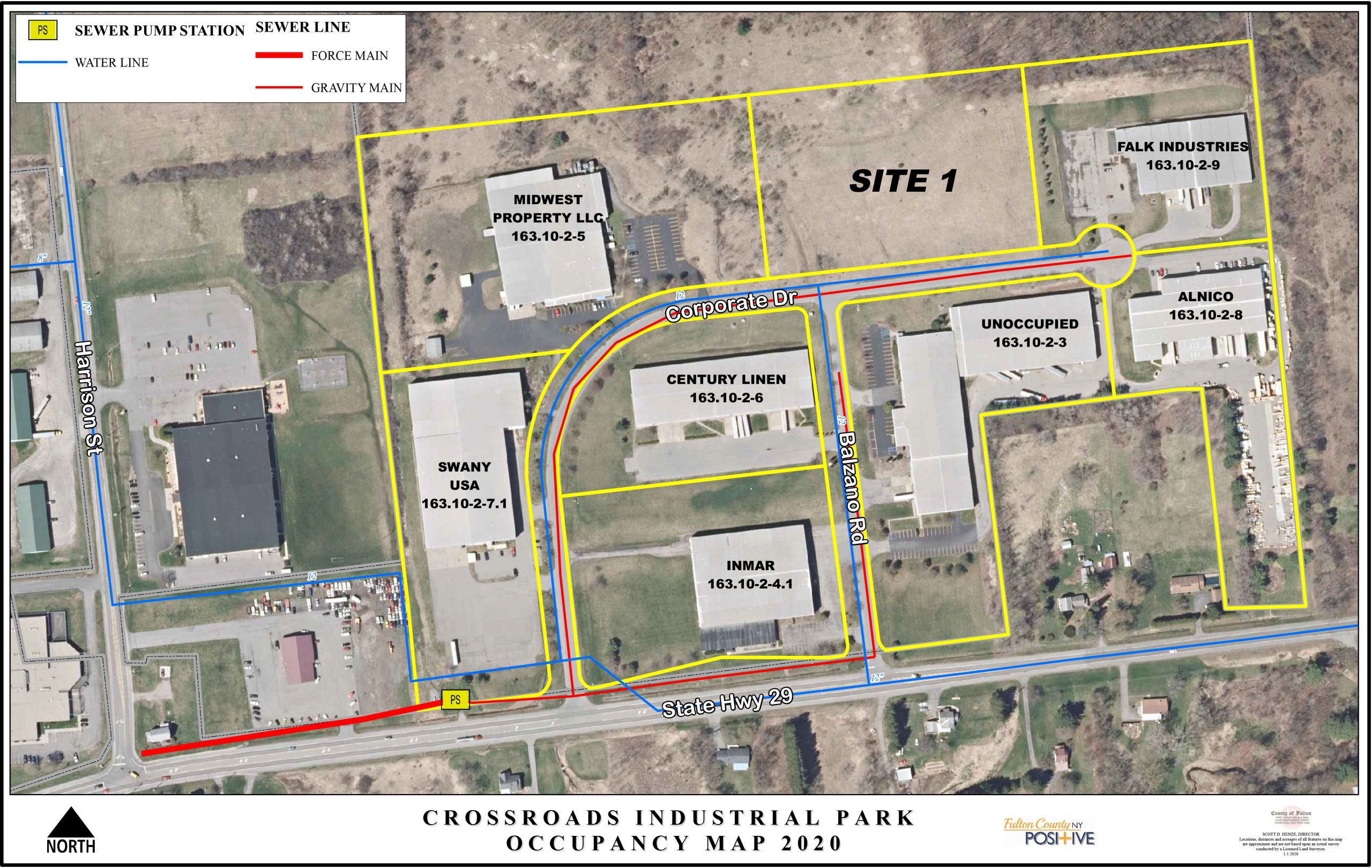 Crossroads Industrial Park