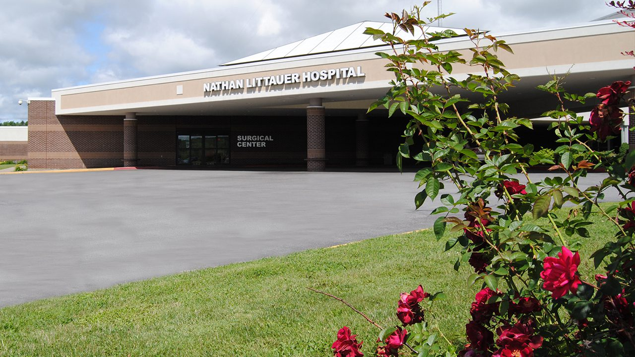Nathan Littauer Hospital
